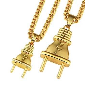 New Arrival Jewelry Stylish Shiny Gift Hip-hop Pendant Accessory Necklace [10210219395]
