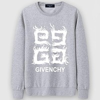 Boys & Men Givenchy Casual Edgy Long Sleeve Sweater