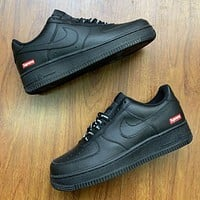 Nike Air Force One fashion low-top casual sneakers for both men and women