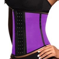 Waist Trainer Tummy Control Body Shaper  Slim Belt