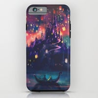 The Lights iPhone & iPod Case by Alice X. Zhang