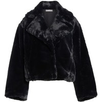 Vince Plush Faux Fur Coat | Nordstrom
