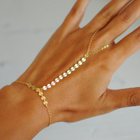 Gift Awesome New Arrival Shiny Great Deal Stylish Accessory Hot Sale Simple Design Fashion Bracelet [11006837647]
