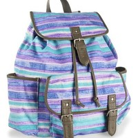 Beachy Stripes Backpack