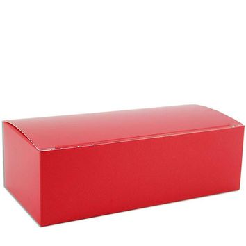Red 1 LB Candy Boxes