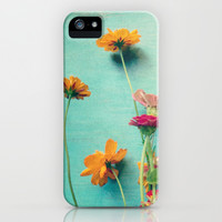 I Carry You With Me Into the World iPhone & iPod Case by Olivia Joy StClaire