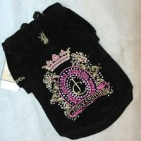 Black pet clothes ,dog clothes ,Pet supplies,VIP Teddy clothes