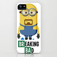 Breaking Bad Minion iPhone & iPod Case by Henrik Norberg