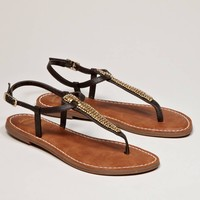 Sam Edelman for AEO T-Strap Sandal   American Eagle Outfitters
