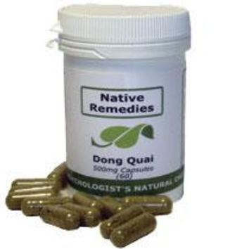 Dong Quai - prevents the Symptoms of Menopause and PMS