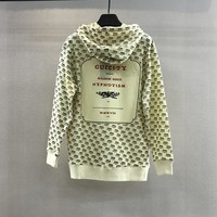 GUCCI Gucci stamp cotton sweatshirt