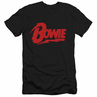 BOWIE Letter Print T-Shirts Summer Famous Brand T shirts Women&Men's Casual Cotton Tees Tops Game Tshirt O-Neck T-F11443