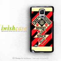 Obey Hello Kitty Samsung Galaxy Note 3 Case Note 4 Case