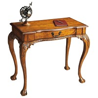 Butler Dupree Vintage Oak Writing Desk