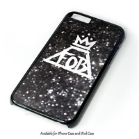 Fall Out Boy Sparkle Design for iPhone 4 4S 5 5S 5C 6 6 Plus, and iPod Touch 4 5 Case