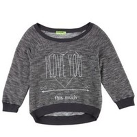 Fresh Brewed Juniors I Love You This Much Top | Bealls Florida
