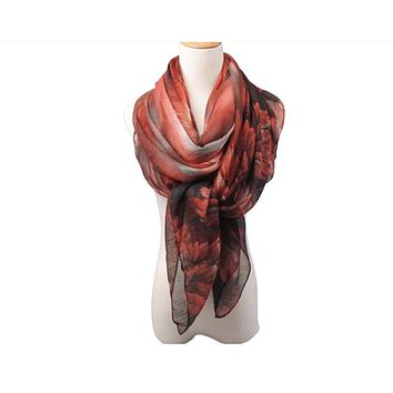 Ladies Long Pashmina Scarf