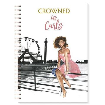 Crowned in Curls Wired Journal