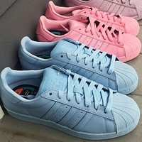 Adidas Originals Superstar Foundation Women sneakers Shoes-1