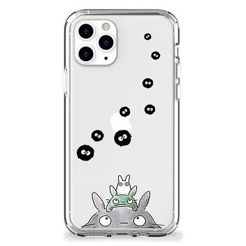 Fluffy Kami Spirits iPhone Case