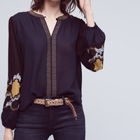 Lucania Embroidered Blouse