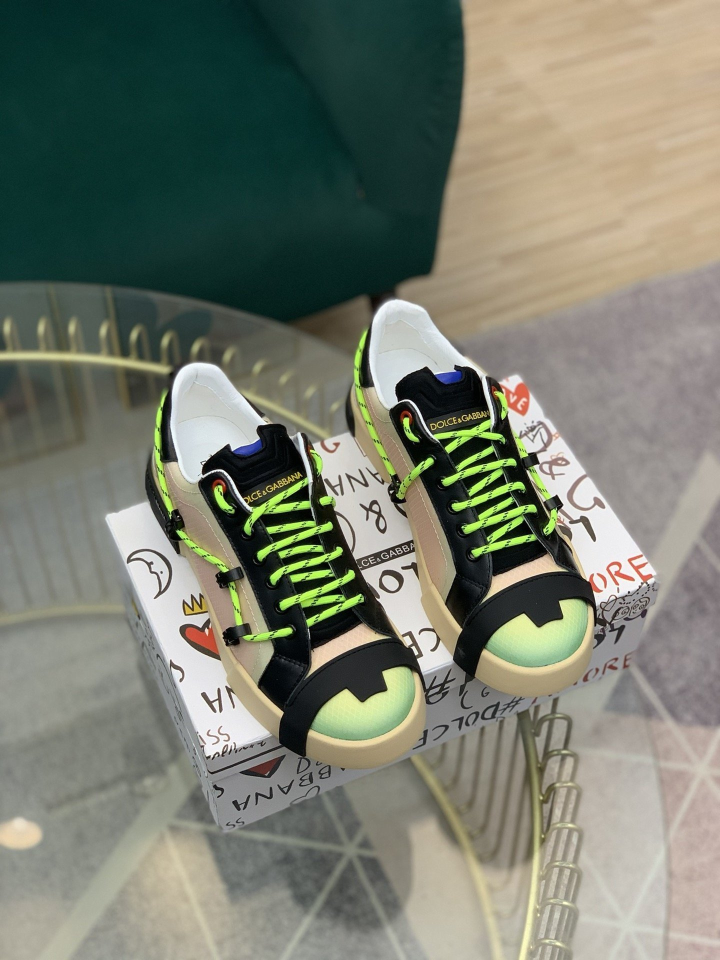 Image of DG  Fashion Men Women's Casual Running Sport Shoes Sneakers Slipper Sandals High Heels Shoes