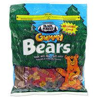 Black Forest Gummy Bears Candy: 5LB Bag