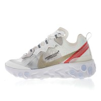 UNDERCOVER x Nike Upcoming React Element 87 New Style Running Shoes AQ1813-345