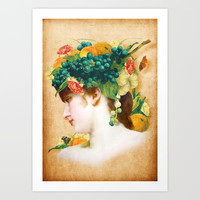 Cybele Art Print by Diogo Verissimo