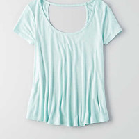 AEO Soft & Sexy Bar Back T-Shirt, Mint