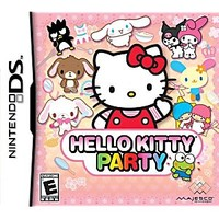 Hello Kitty Party DS Game