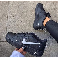 Samplefine2 NIKE AIR FORCE 1 LOW Tide brand men's and women's low-cut casual sports shoes