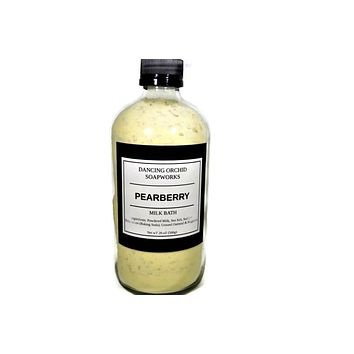 Pearberry Soothing Milk And Oatmeal Bath Soak