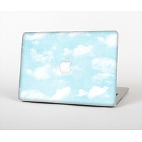 """The Vintage Cloudy Skies Skin Set for the Apple MacBook Pro 15"""" with Retina Display"""