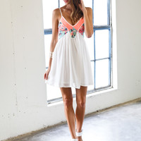 FRIENDS TO LOVERS DRESS