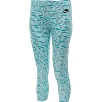 Nike Women's Leg-A-See Cropped Tights | DICK'S Sporting Goods