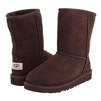 UGG Trending Women Men Winter Warm Snow Boots I
