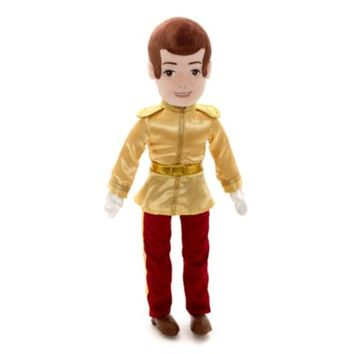 Prince Charming Soft Toy Doll | Disney Store