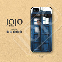 Doctor Who iPhone 5 Case iPhone 5c Case iPhone 4 Case iPhone 5s Case iPhone 4s Case Doctor Who Phone Covers Phone Cases - J189