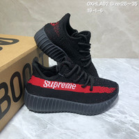 HCXX 19July 223 Adidas Yeezy Boost 350V2 Breathable Sneakers Kid Comfortable Running Shoes