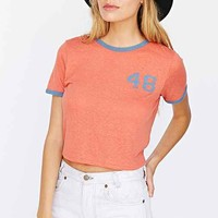 Future State Number Cropped Tee Shirt-
