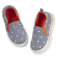 Carter's Print Slip-On Shoe