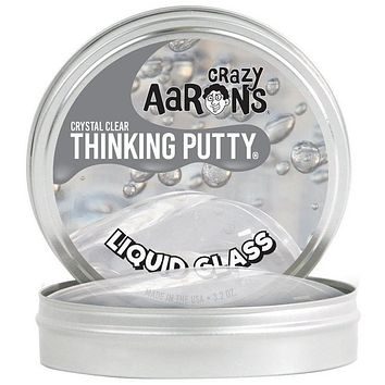 Crazy Aaron's Liquid Glass Thinking Putty