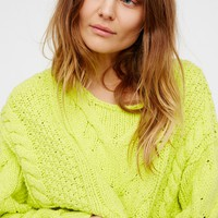 Free People Bonfire Sweater