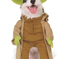 Star Wars Yoda Dog Small Costume