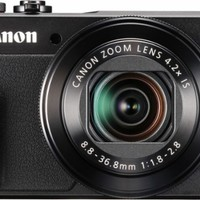 Canon - PowerShot G7 X Mark II 20.1-Megapixel Digital Camera - Black