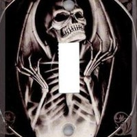 Avenged Sevenfold Light Switch Cover - Deathbat