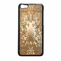 Jayz Kanye West Album Cover Watch The Throne iPhone 5c Case