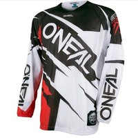 Cycling jerseys Downhill Bike racing long sleeve Jersey DH MX MTB cycling clothes Off-road Motocross racing shirt maillot de cic