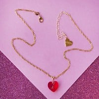 Cupid's Charm Necklace